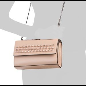 🎁 w/purchase. New DUNE LONDON Crossbody w/studs